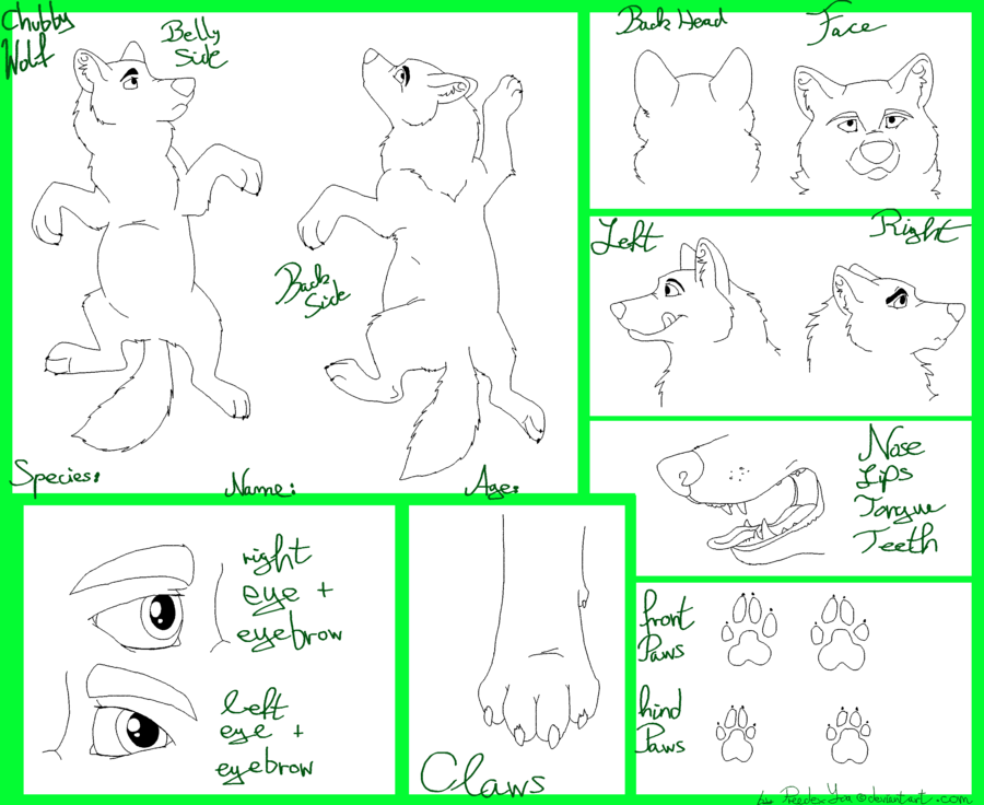 chubby_canine_character_base_template___free__by_preedexyoa-d5h7btu.png