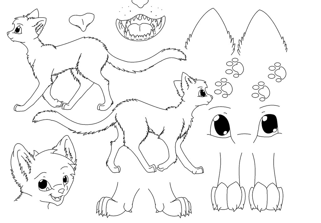 tom_cat_ref_line_art_ref_sheet__by_hawkfire11111-d5sb7ht.jpg