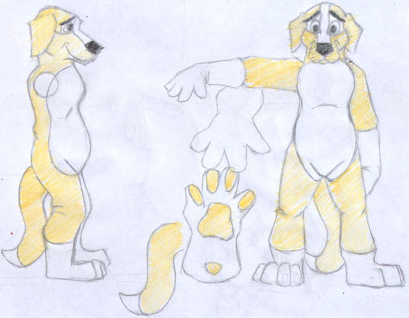 Костюм для щенка своими руками