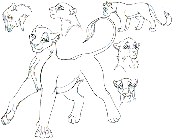 Lineart_by_Malaika4_by_free_lineart.png