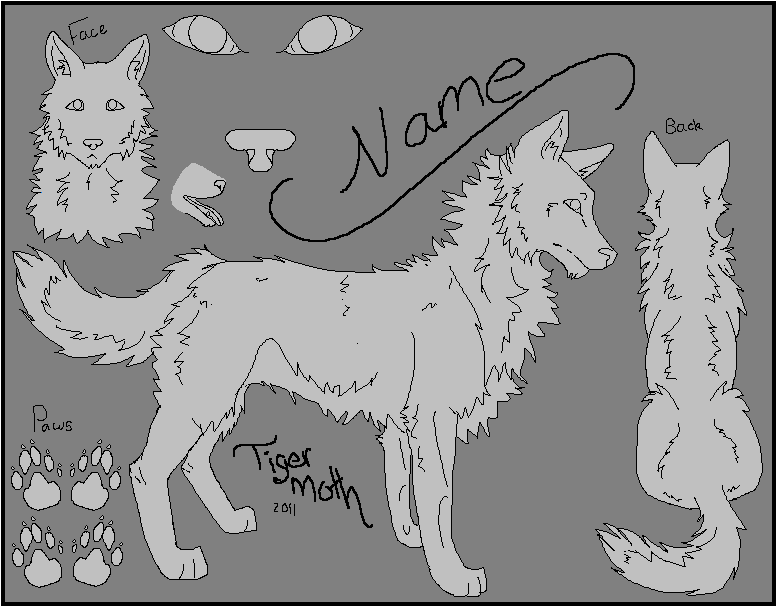 free_wolf_template__by_t_igermoth-d3ciway.png
