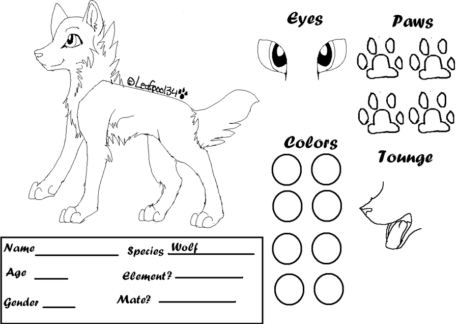 wolf_reference_lineart_by_leafpool34-d363ttj.png